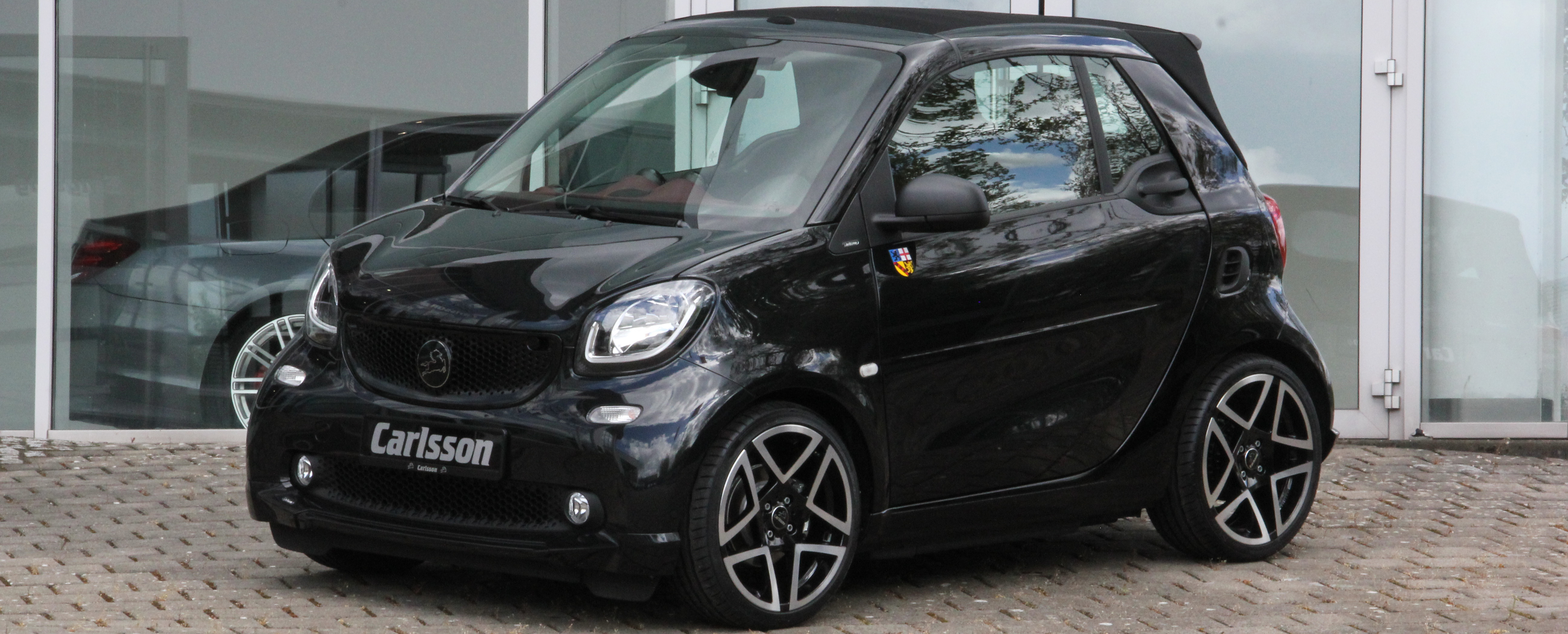 fortwo 453 mercedes benz fortwo 453 tuning wheels parts carlsson. Black Bedroom Furniture Sets. Home Design Ideas