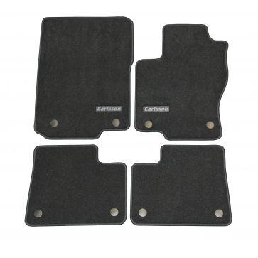 Floor mats set E-Class W/S213