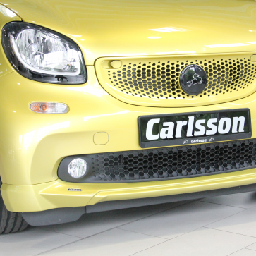 Front spoiler smart coupé/cabrio/ED/EQ 453