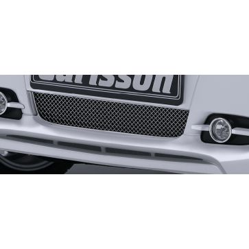 Lower grill insert silver smart 451
