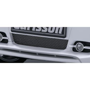 Lower grill insert silver smart 451