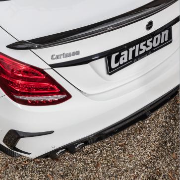 rear spoiler Carbon C-Class AMG W205 (C63/C63S)