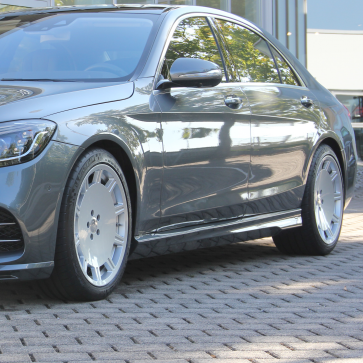 Side skirts S-Class V222 AMG-Line