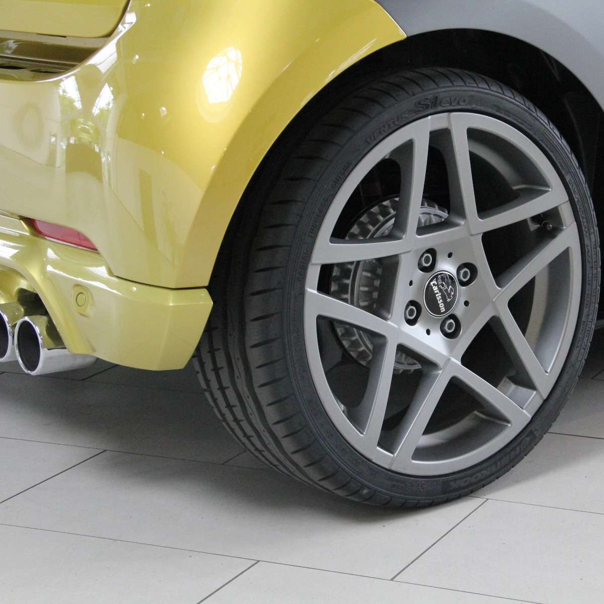 Fortwo 453 Mercedes Benz Fortwo 453 Tuning Wheels Parts Carlsson