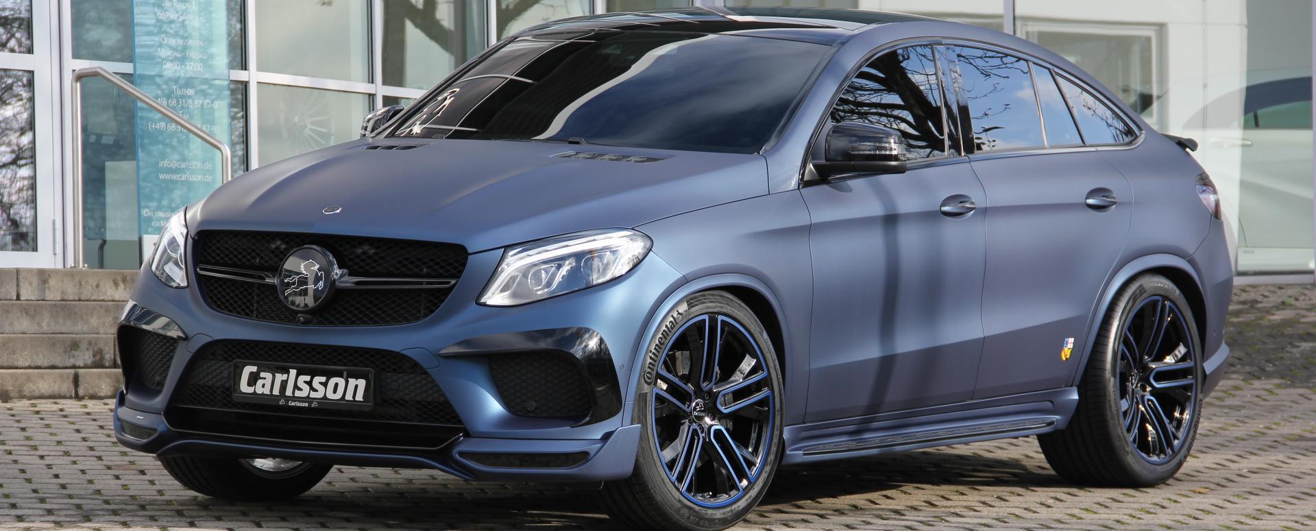 Mercedes-Benz GLE | ML