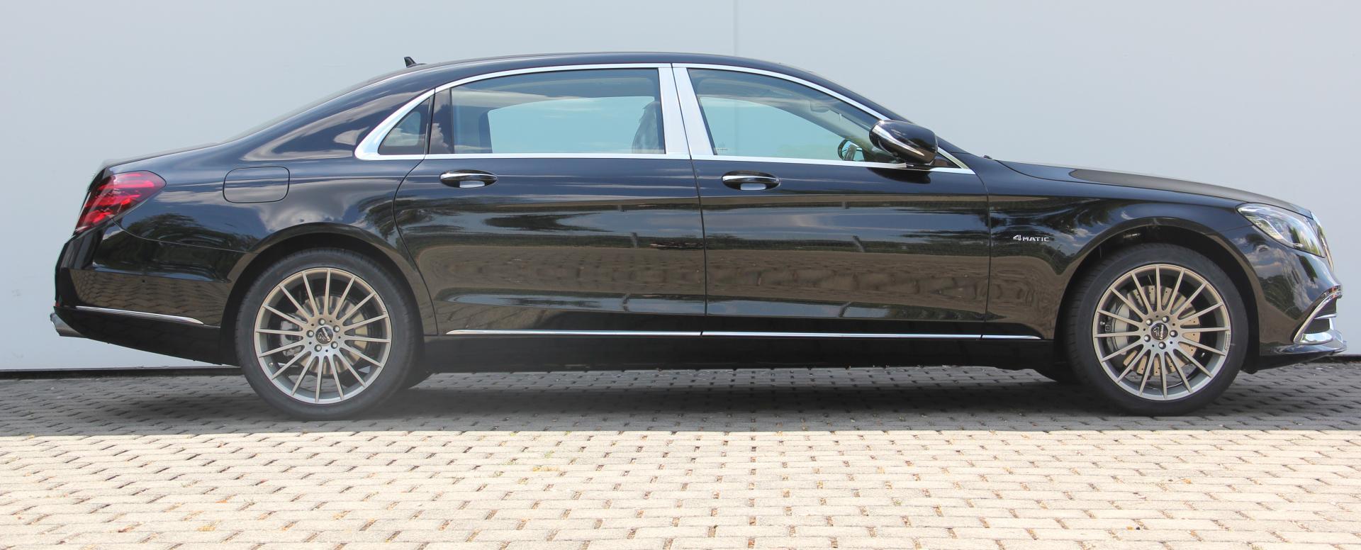 Mercedes Maybach S-Class X222