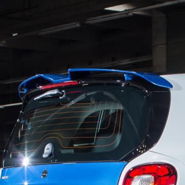 Dachspoiler smart coupé/ED/EQ 453