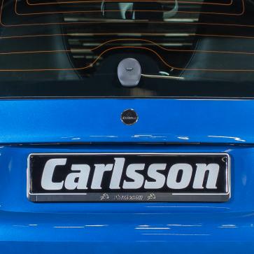 Carlsson Emblem Heckklappe