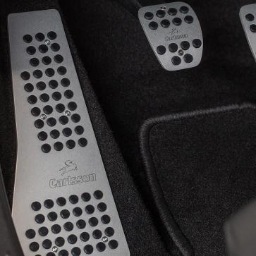 Aluminum Fußstütze smart 453