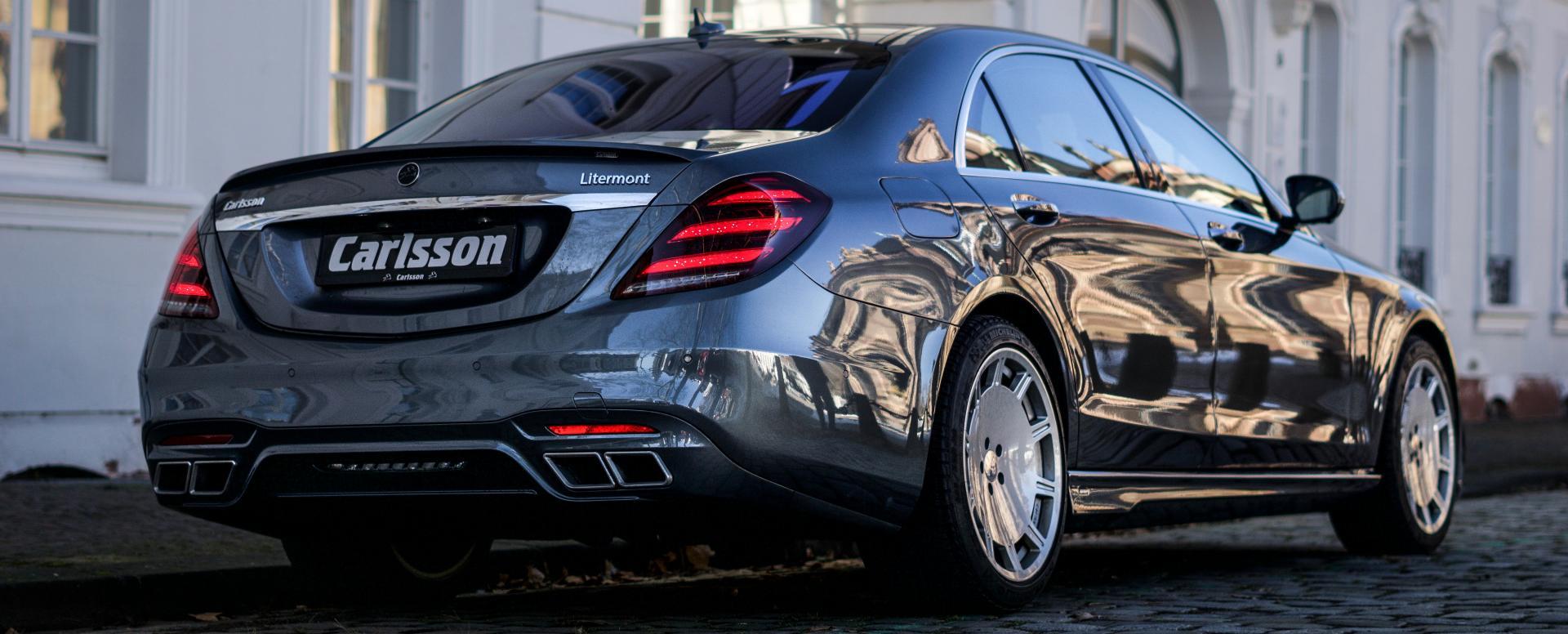 Mercedes-Benz S-Klasse V222